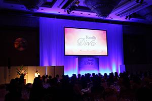 リセラディーヴァの発表会がヒルトン東京お台場で行われました。