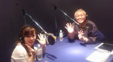 「江原啓之おと語り~東京FM日曜22時」のラジオ収録で