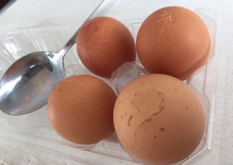 ◆美肌ゆで卵✨おばあちゃんの知恵袋的な。。