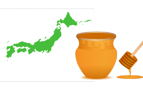 日本の歴史と蜂蜜