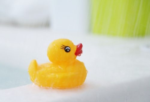 お風呂で日頃の疲れを癒やしましょう