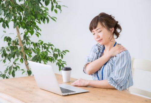 オフィスワークの合間に取り入れたい、 疲労をリセットする方法