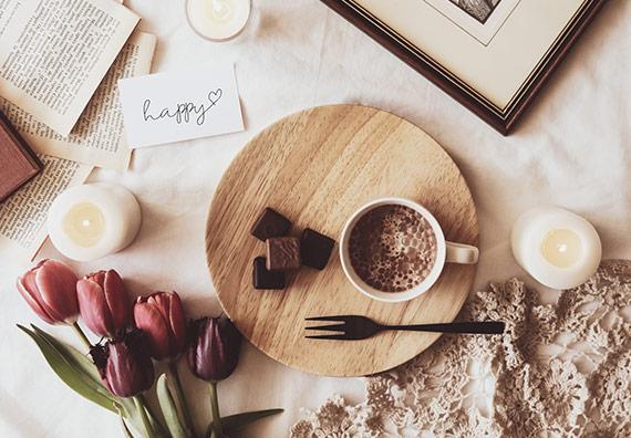 チョコレート&ココア