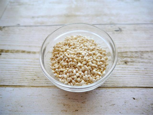 大麦・食物繊維
