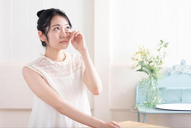 目の下のたるみの予防方法